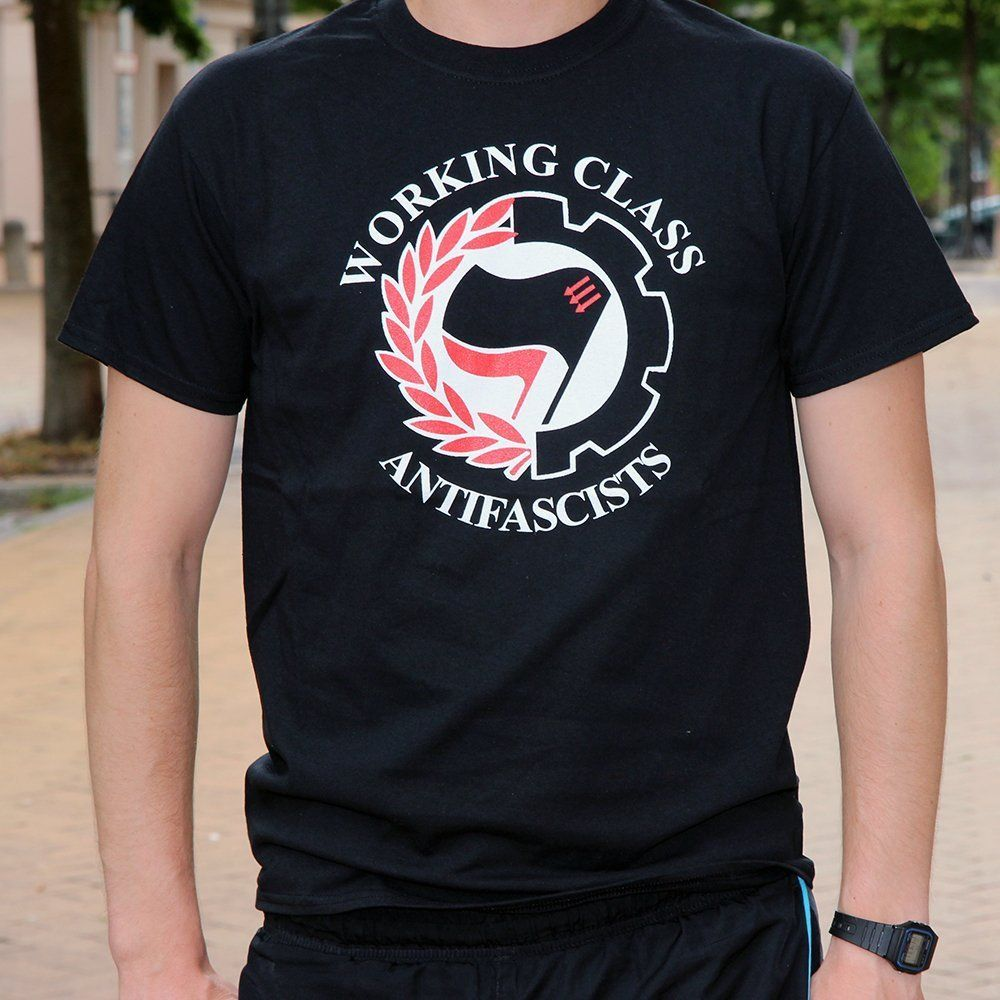 anti antifa shirt