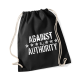 Against all authority – Sportbeutel