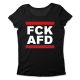 FCK AFD –  tailliertes Shirt