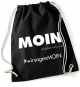 Moin - refugees welcome – Sportbeutel