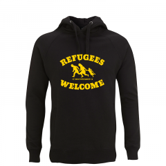 Refugees Welcome – Kapuzenpullover