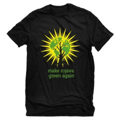 Make Rojava Green Again – SOLI – T-Shirt