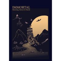 IMMORTAL: Mourning, Martyrs & Murals. an anthology