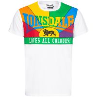 Lonsdale loves all colours – T-Shirt