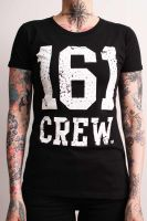 161 Crew – T-Shirt (waisted fit)