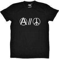 Anarchy // Peace – T-Shirt