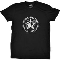 Animal Liberation - Human Liberation – T-Shirt