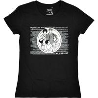 Capitalism works by ourself – tailliertes Shirt