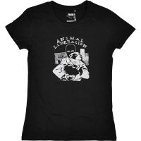 Animal Liberation (1) – tailliertes Shirt