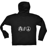 Anarchy // Peace – Kapujacke