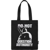 Do not question authority! – fairtrade – Beutel