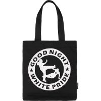 Good Night White Pride – fairtrade – Beutel