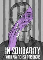 In Solidarity With Anarchist Prisoners – Postkarte