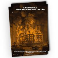 A New World from the Ashes of the Old – 40 Aufkleber