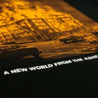 A New World from the Ashes of the Old – SOLI – T-Shirt