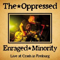 The Oppressed / Enraged Minority - split CD