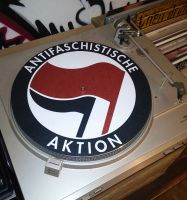 Antifaschistische Aktion – Slipmat