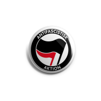 Antifascistisk Aktion – Button