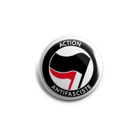 Action Antifasciste – Button