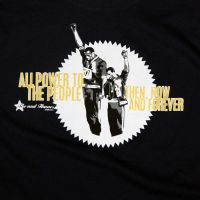 All Power to the People – tailliertes Shirt