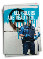 All Colors Are Beautiful 40 Aufkleber