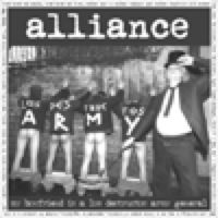 Alliance / Los Destructos split ep