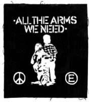 All the Arms we need! Aufnäher