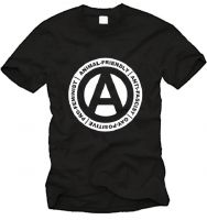 Anarchie (A) T-Shirt