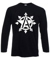 Anarch@ Star Longsleeve