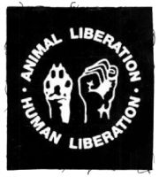 Animal & Human Liberation – Aufnäher