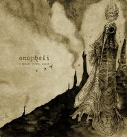 Anopheli – A Hunger Rarely Sated LP
