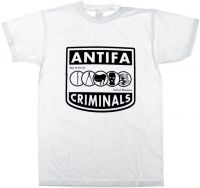 Antifa Criminals – T-Shirt