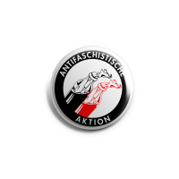 Antifaschistische Aktion (Mollie) – Button