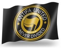 Antifa United Never Divided