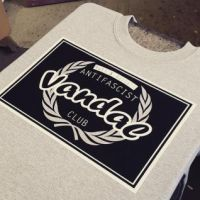 Antifa Vandal Club Sweater
