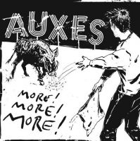 Auxes - More! More! More! CD