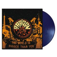 The Baboon Show – The World Is Bigger Than You LP