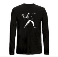 Flower Thrower (Banksy) Longsleeve
