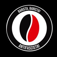 Barista, Barista Antifascista! (Bean) – Screen Print Poster