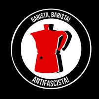 Barista, Barista Antifascista! (Pot) – Screen Print Poster
