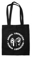 Animal Liberation - Human Liberation – Beutel