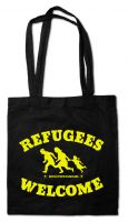 Refugees Welcome – Beutel