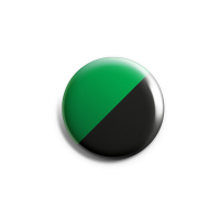 Black / Green – Button