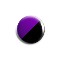Black / Purple – Button