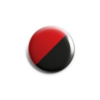 Black / Red – Button