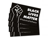 Black Lives Matter - #wirsagenMOIN – SOLI – 40 Stickers