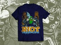 Boyko - Riot Supporters – SOLI – T-Shirt