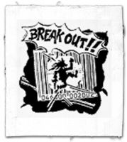 Break Out Aufnäher