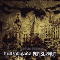 Non Servium / Bull Brigade – The Chaos Brotherhood Split 10″