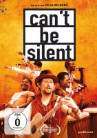 Can't be silent DVD